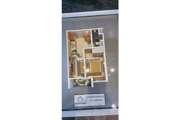 Rp912jt Apartemen Dijual