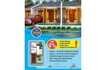 Bunisari Indah Residence rumah tanpa DP  lokasi Sepatan Tangerang