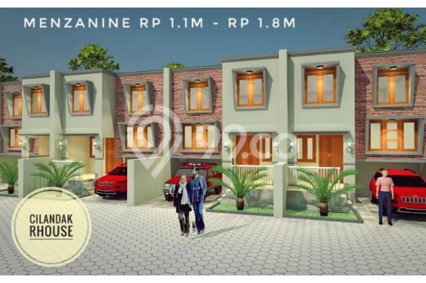Rumah dalam cluster asri nyaman di cilandak jakarta selatan 16049143