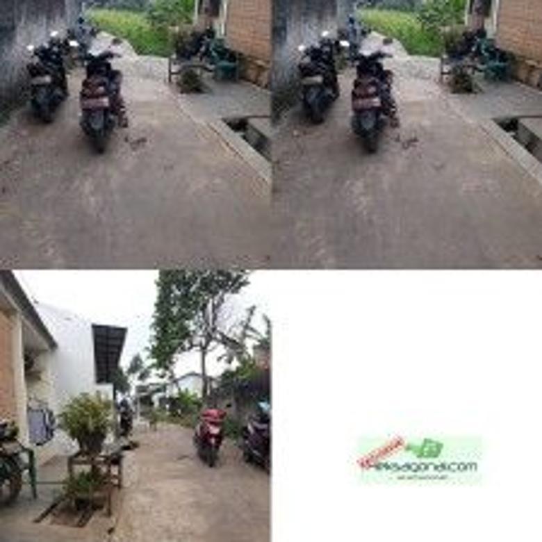 Dijual kontrakan Jl lele bambu apus pamulang Tangsel hks5104
