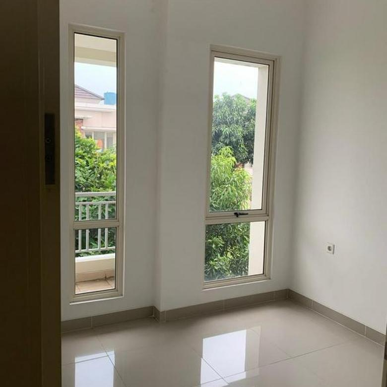 Rumah Baru Gading Serpong Cluster Faraday type master Tangerang Selatan