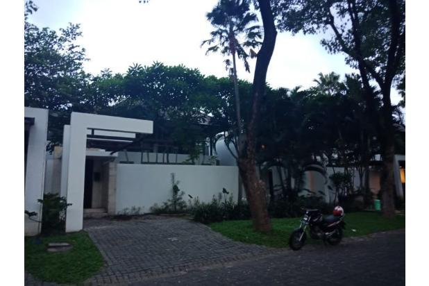 Rumah ISEN Ciamik! Lingkungan Mewah Full furnish! Ada Swimming pool 22611723