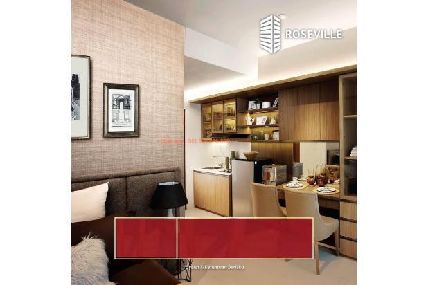 Rp1,58mily Apartemen Dijual