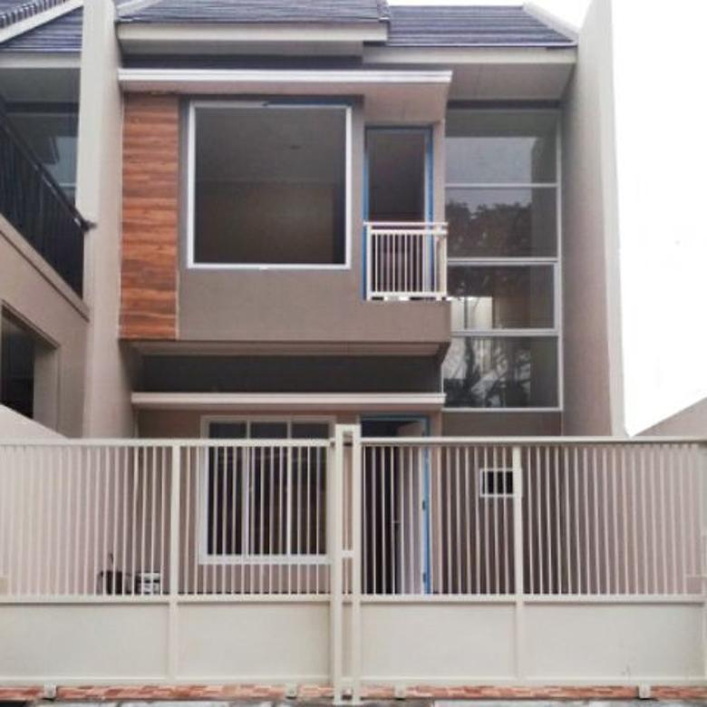 Villa Melati Mas Residence BSD City 2 Lantai Rumah Baru 1000%