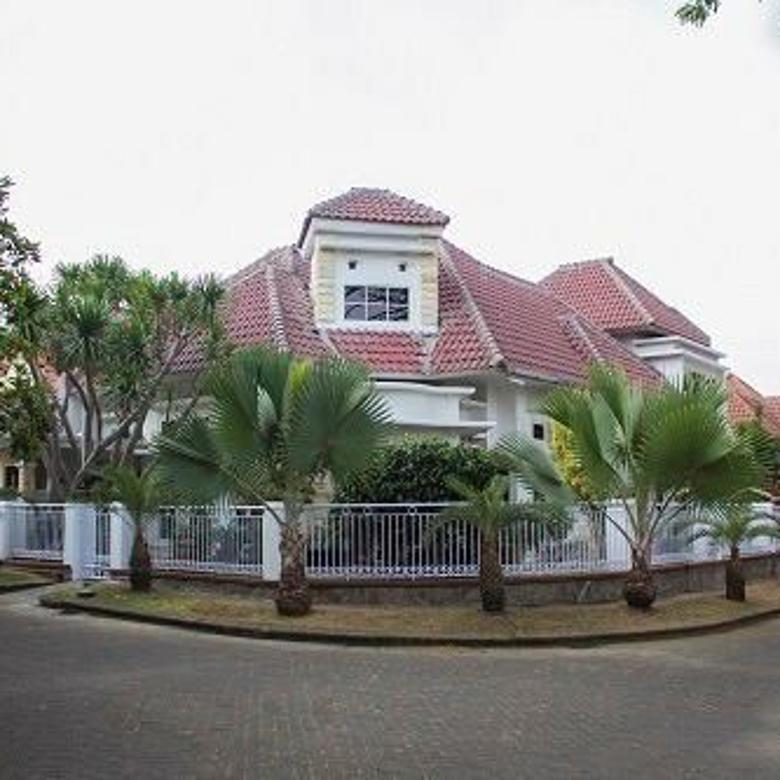 rumah cantik dan asri di jual murah di kota malang