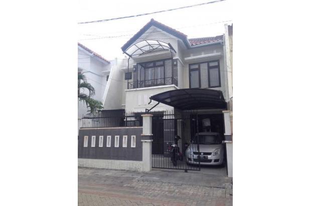 Rumah Siap Huni, Strategis di Dharmahusada Mas 4333365
