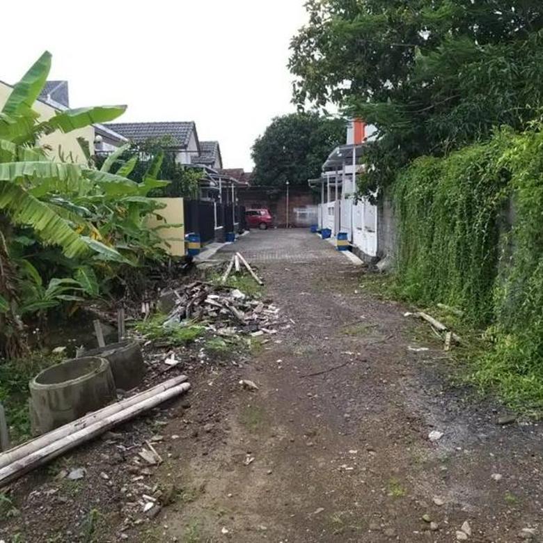 Tanah murah 307m2 bisa untuk invest di Ganesha Utara Pedurungan Semarang