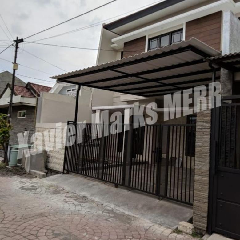 Rumah Baru Gress minimalis di Nirwana eksekutif