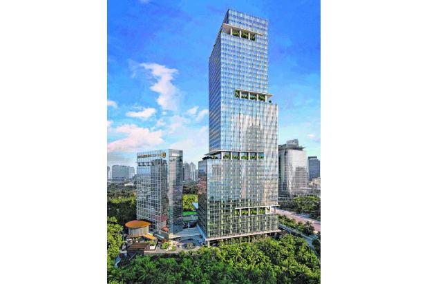 Disewa Ruang Kantor 5200 sqm di Capital Place, Gatot Subroto, Jakarta 13937874