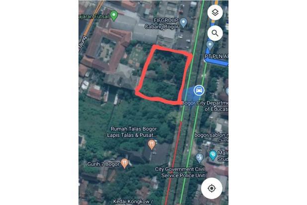 Rp59,4mily Tanah Dijual