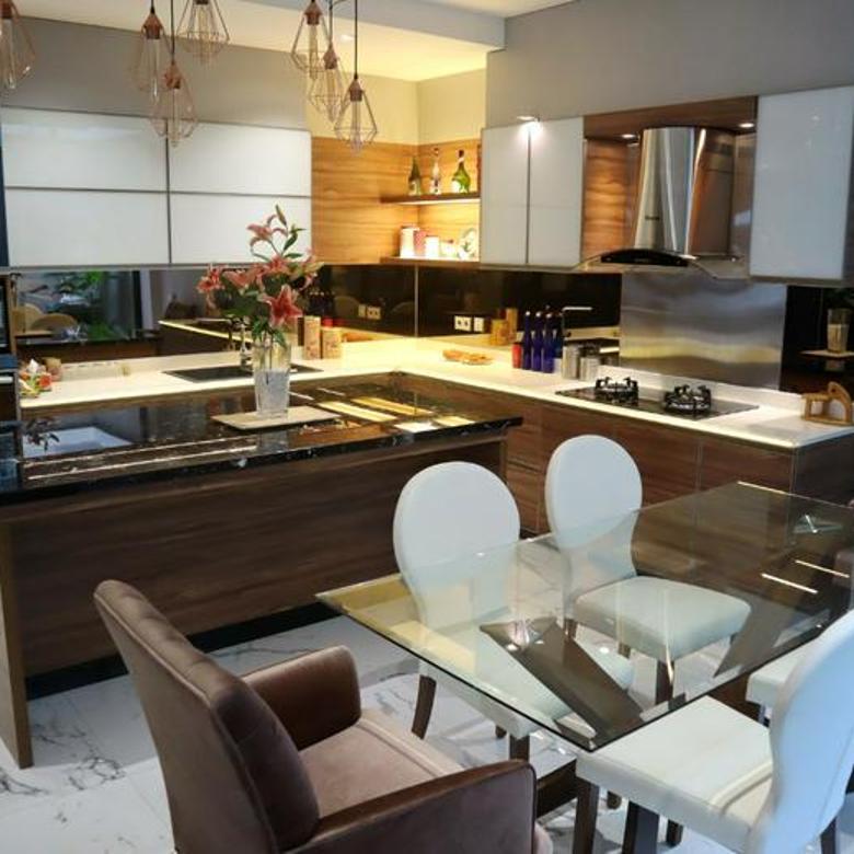 Rumah baru full furnish di Janur Elok - Kelapa Gading