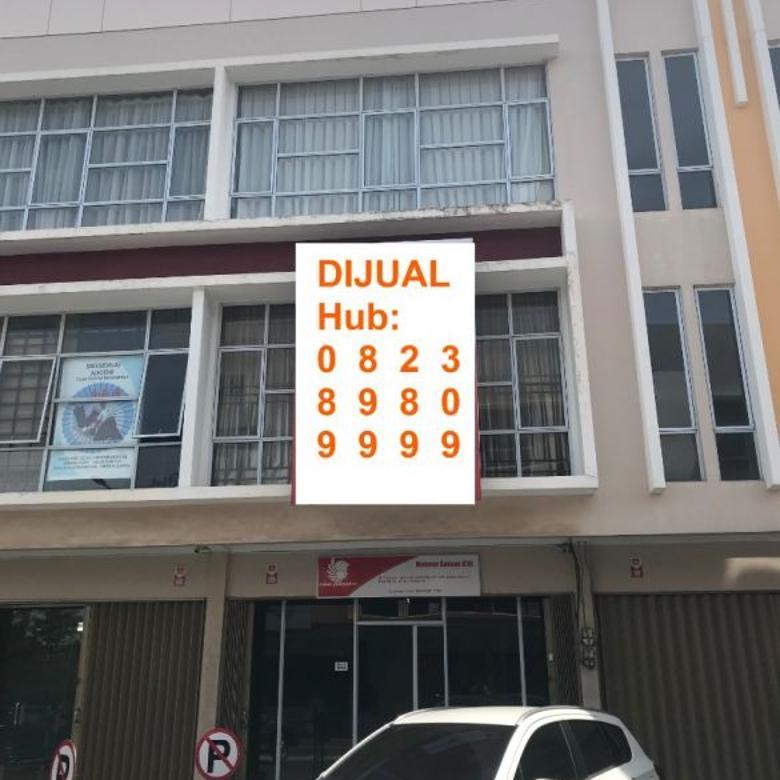 Dijual SUPER MURAH 1 Unit Ruko King Business Center Batam Kota