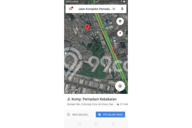 Tanah Semper Tanjung Priok 30 ha 18273462