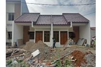 Rumah baru cluster murah dekat ke toll cash kpr