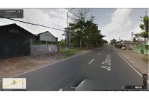 Tanah lebar depan 20 meter dekat Terminal Tawang Alun Poros Jember Surabaya