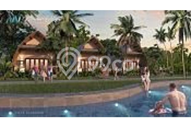 Tanah Dijual Tanah Los Pantai Pasir Putih Pinggir Jaln Utama Nusa