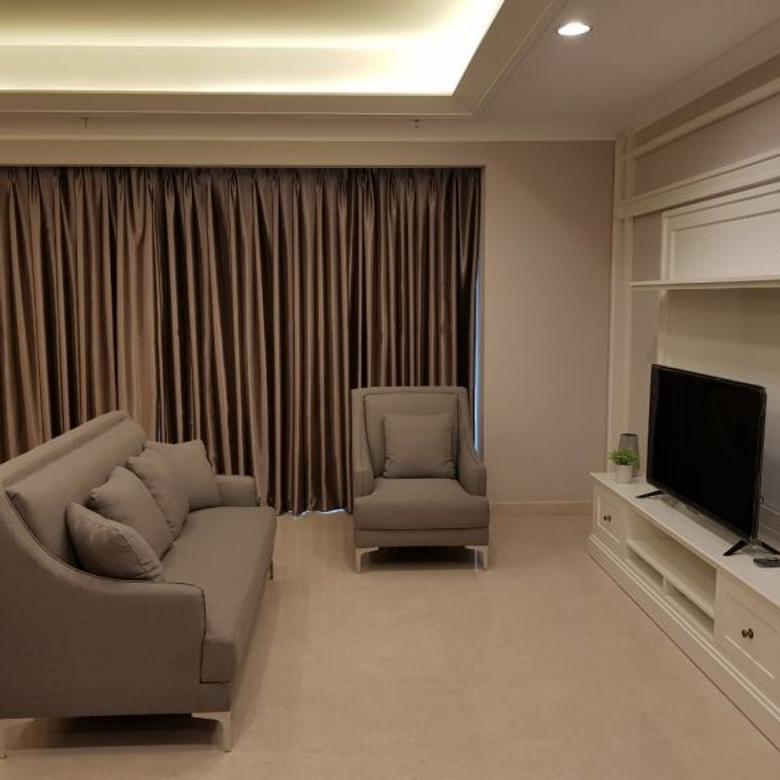 Pondok Indah Residence 3 BR Corner Fully Premium Furnish Tower