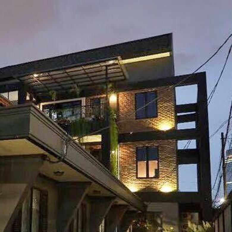 Dijual Gedung Kantor Strategis di Jl Bangka 1 Jakarta Selatan