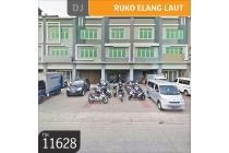 Ruko Elang Laut, PIK, Jakarta Utara, 5x23, 3½ Lt, PPJB