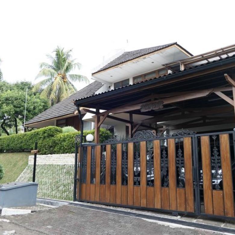 Dijual Rumah - Jalan Kumala, Villa Duta - Kota Bogor