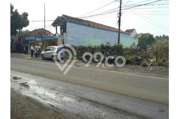 Dijual sebidang tanah lokasi sangat strategis di pinggir jalan raya 12900532
