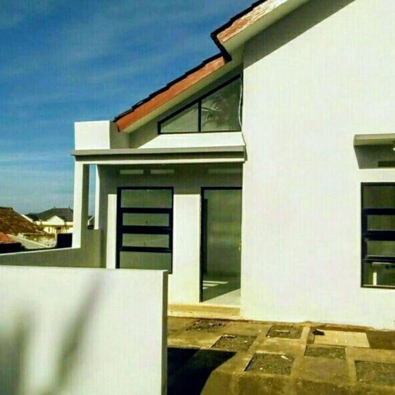 minimalis, rumah baru, strategis, dekat kampus upi setiabudi