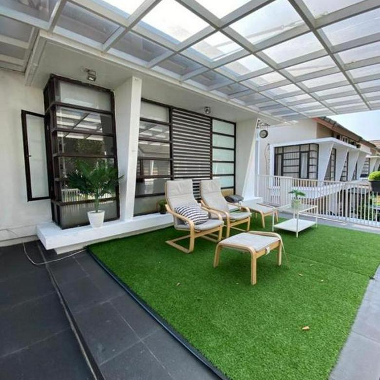 Rumah Siap huni di Bintaro Emerald Residence sektor 9 Bintaro luas tanah 135 m