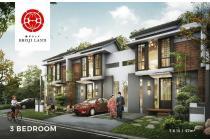 Rumah Shoji Land Sidoarjo 2 Lantai 400jt'an Minimalis Baru