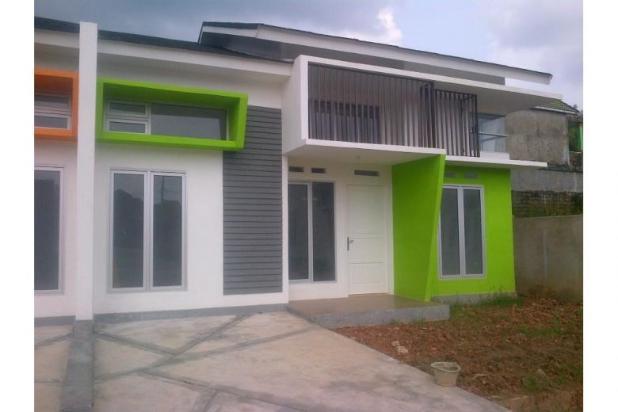 rumah tipe 58 sudah dibangun siap huni di perumahan