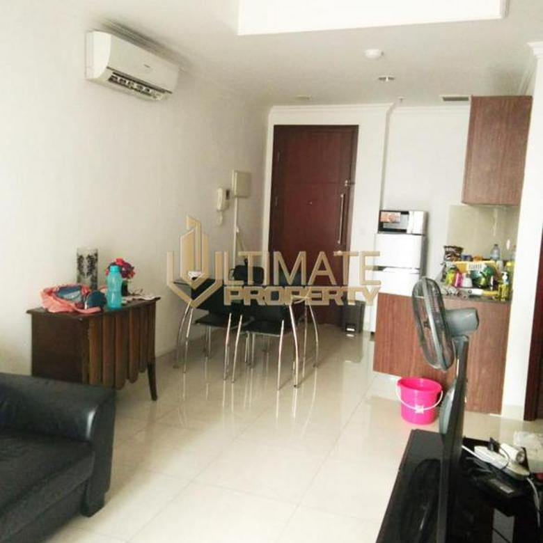 APARTMENT DENPASAR RESIDENCE TOWER UBUD MIDDLE FLOOR 2BEDROOM 60M2 FURNISHED BY ULTIMATE PROPERTI