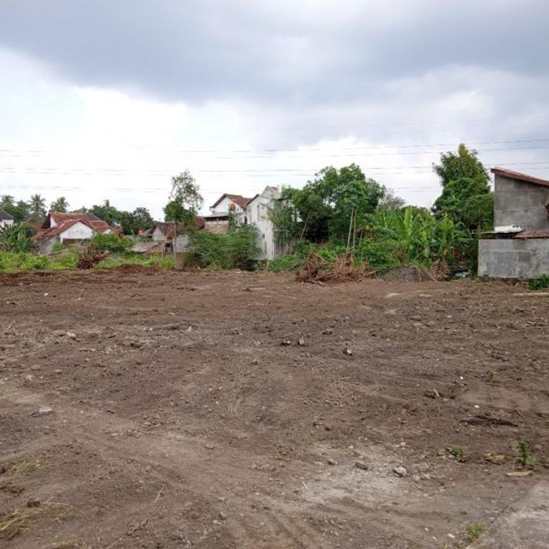 Tanah Murah Dekat Kampus UGM, Luas 130-an, SHM Pekarangan