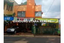 Rumah Tinggal dan Tempat Usaha RUKO Sadang Serang Raya.