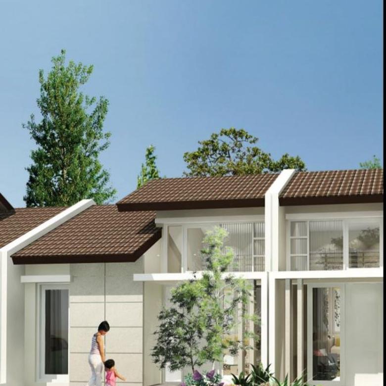 Dijual Rumah Baru Jade Park Serpong 2 Tangerang Selatan Siap