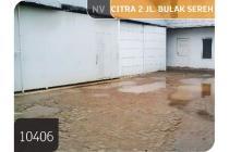Gudang Citra 2 Jl.Bulak Sereh, Jakarta Barat, 17x60m, 1 Lt