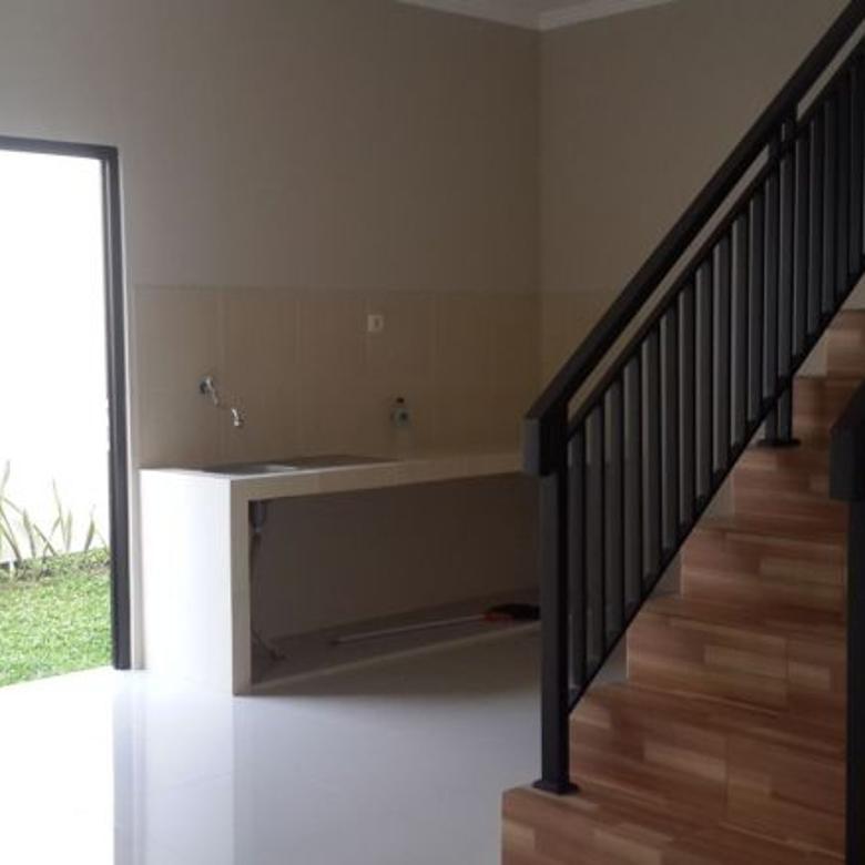 rumah baru siap huni akses mudah di jangkau