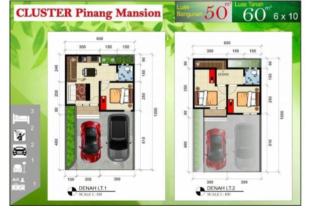 Hunian Eksklusif dan Strategis dengan 3 kamar Tidur di Kota Tangerang 11065488