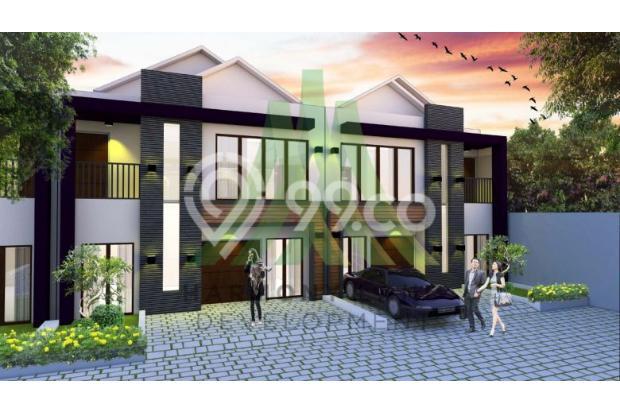TOWNHOUSE 2 Lantai Depok Timur KPR Mudah Free Biaya Notaris + Pure It 15518627
