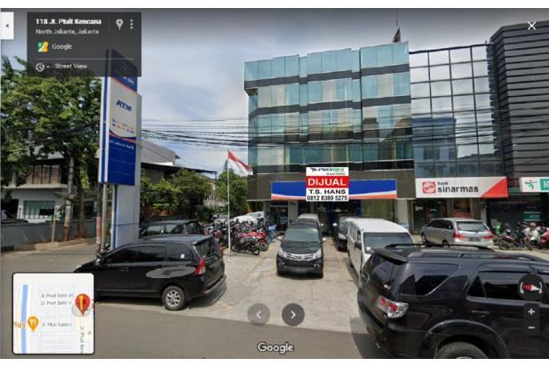 Rp34,9mily Gedung Bertingkat Dijual