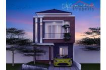 Dijual Rumah Minimalis di Raden Saleh Depok
