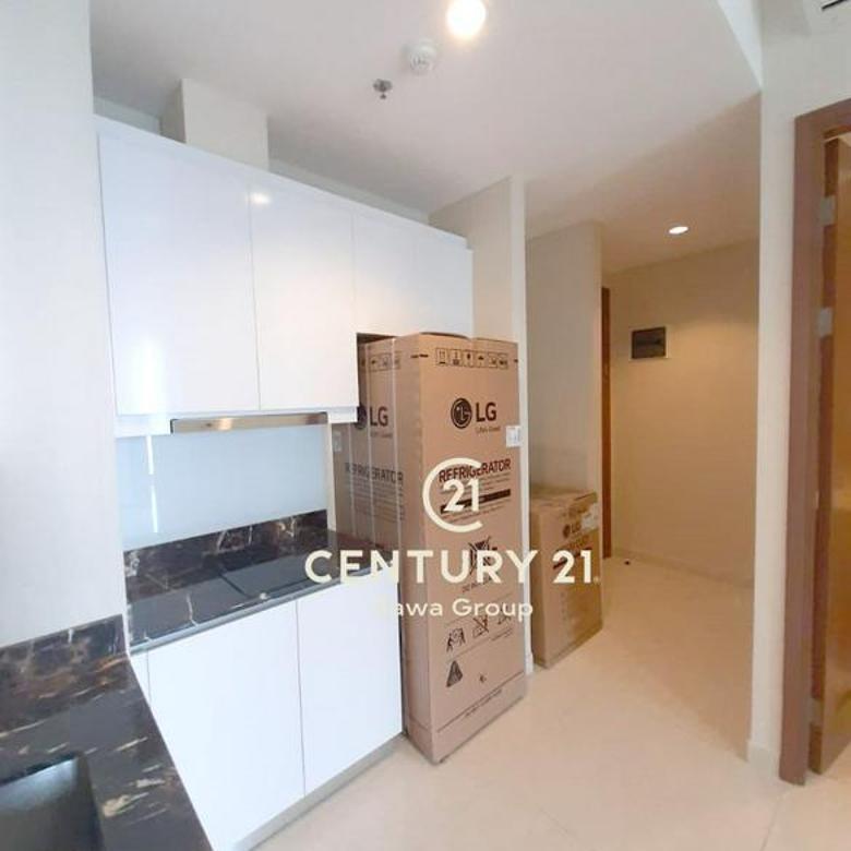 Apartemen Condo Taman Anggrek 1+1BR Lantai Tinggi