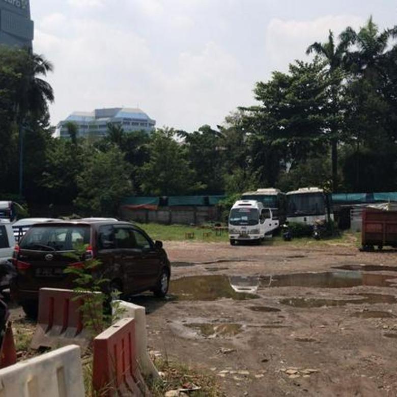 Tanah komersial di Mega Kuningan Jakarta Selatan