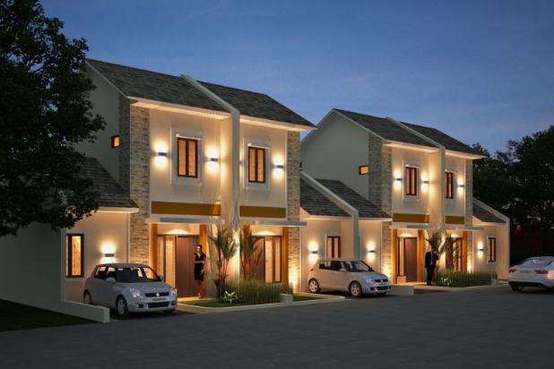 rumah 2lt cluster victoria 50 60 harga perdana bumi indah