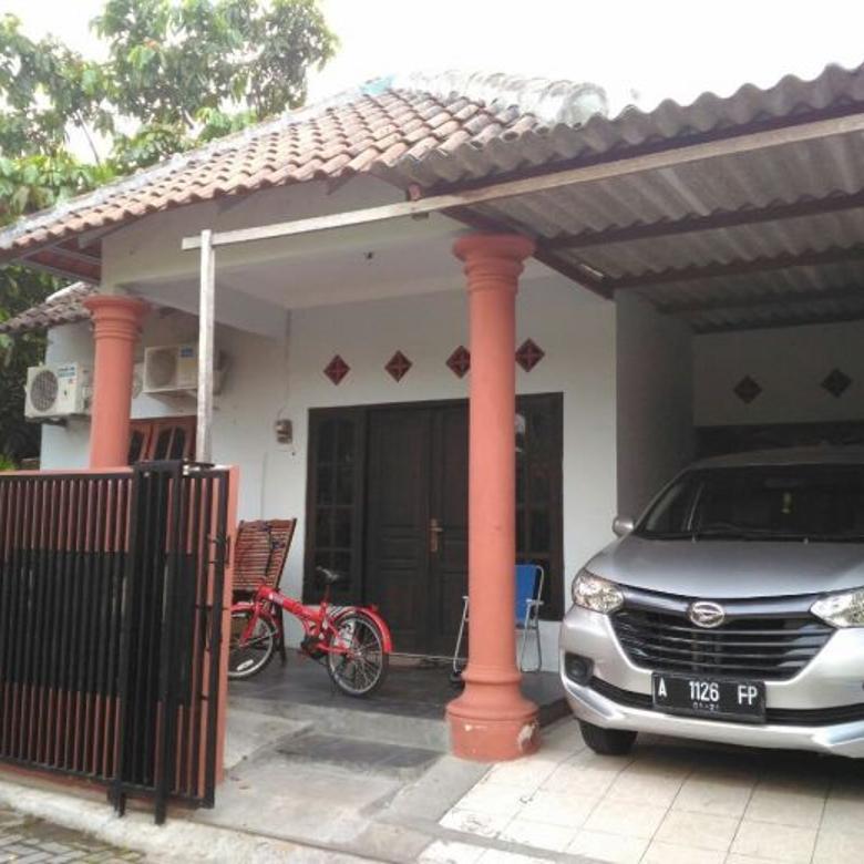 Rumah Tinggal Second Makamhaji Sukoharjo