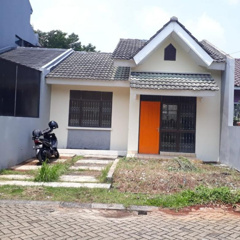 Disewakan Rumah, Kencana Loka Bsd, lokasi strategis, Nyaman