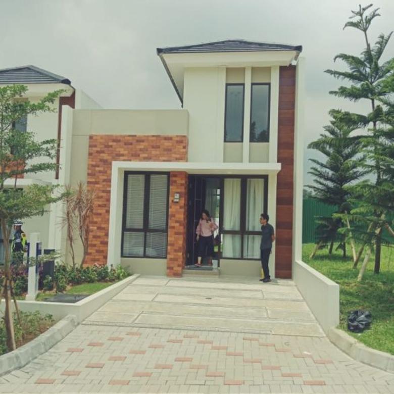 Rumah Baru Minimalis Citra Sentul Raya (Developer by Ciputra)