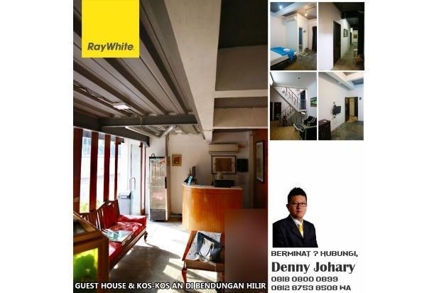 investasi rumah dengan pasif income di lokasi benhil, jakarta pusat