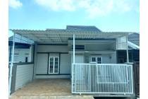Rumah minimalis asri nyaman 100% bebas banjir