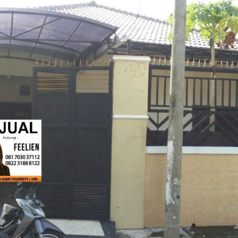 Rumah Second Terawat Mojoarum Bangunan 1,5 Lantai