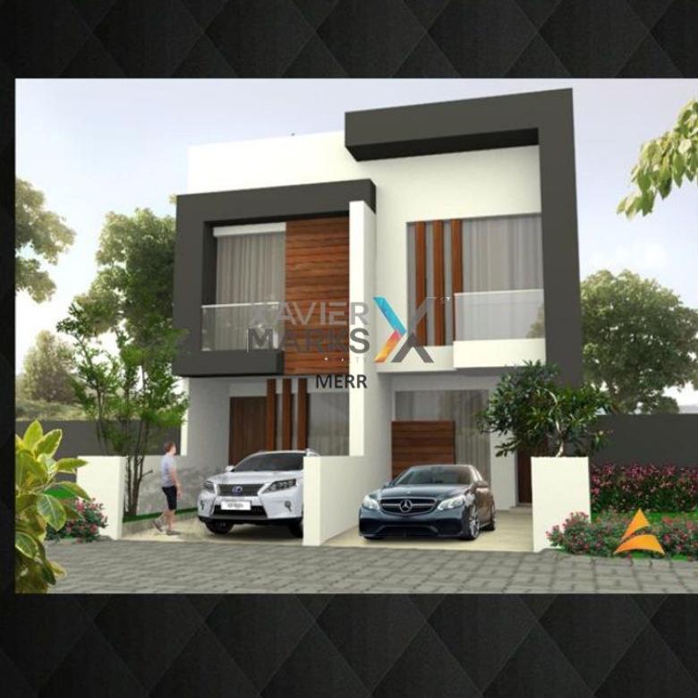 Rumah On Progress Manyar Jaya Minimalis Akses Mudah !!