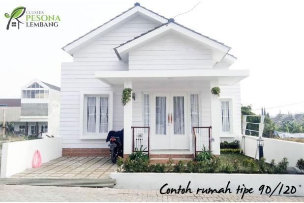 Rumah syariah unik, di Lembang Bandung 25mnt sarijadi 25mnt cihampelas 20472259